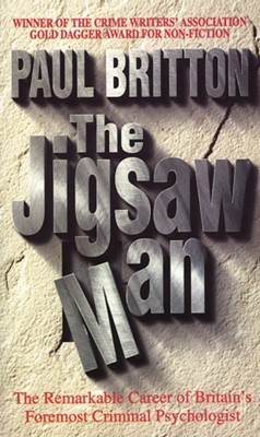 The Jigsaw Man Paul Britton 9780552144933