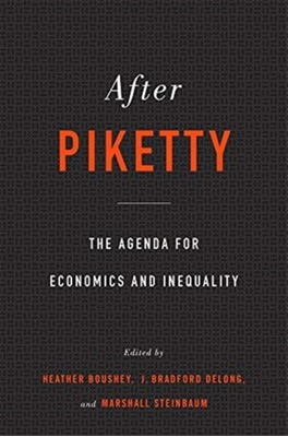 After Piketty  9780674237889