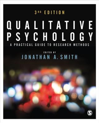 Qualitative Psychology  9781446298459