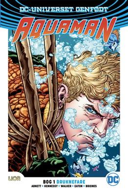 Aquaman Hennessy, Walker, Abnett 9788833041223