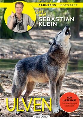 Læs med Sebastian Klein - Ulven Sebastian Klein 9788711914656