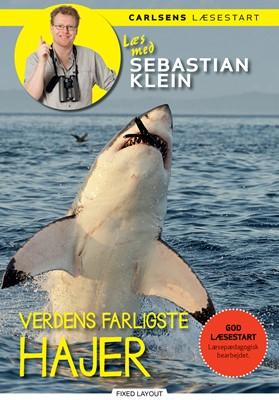 Læs med Sebastian Klein - Verdens farligste hajer Sebastian Klein 9788711914694