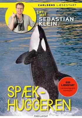 Læs med Sebastian Klein - Spækhuggeren Sebastian Klein 9788711914700