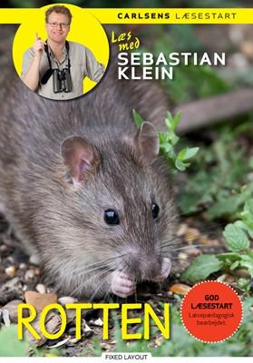 Læs med Sebastian Klein - Rotten Sebastian Klein 9788711914649