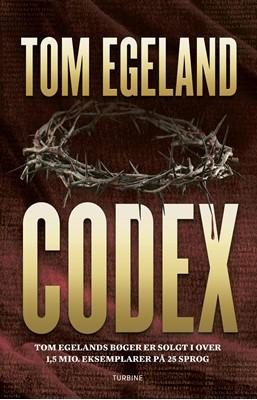 Codex Tom Egeland 9788740654103