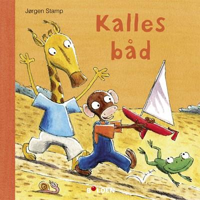 Kalles båd Jørgen Stamp 9788772051604