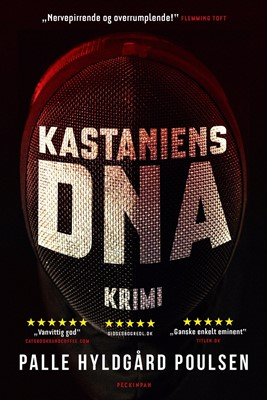 Kastaniens DNA Palle Hyldgård Poulsen 9788797093801