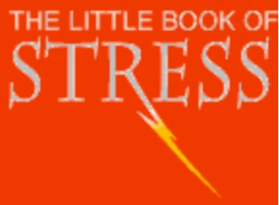 The Little Book Of Stress Rohan Candappa 9780091865856