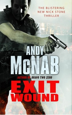 Exit Wound Andy McNab 9780552156288