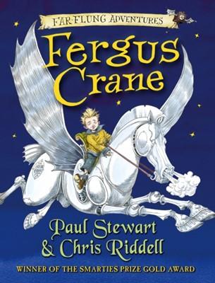 Fergus Crane Chris Riddell, Paul Stewart 9780440866541