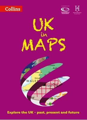 UK in Maps Stephen Scoffham, Collins Maps 9780008271732