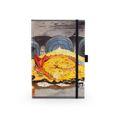 Tolkien Smaug Journal Bodleian Library the 9781851245277
