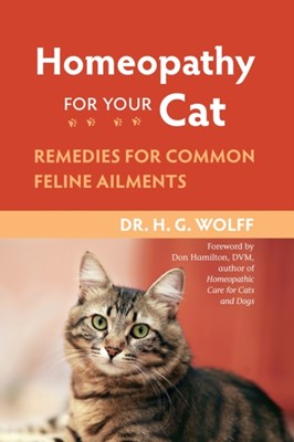 Homeopathy For Cat H.G. Wolff 9781556437397