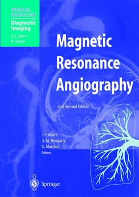 Magnetic Resonance Angiography  9783540439752
