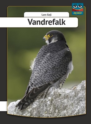 Vandrefalk Lars Gejl 9788740623307