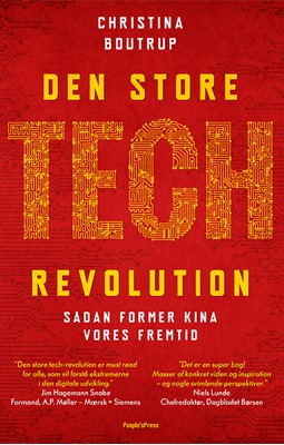 DEN STORE TECH REVOLUTION Christina Boutrup 9788772005249