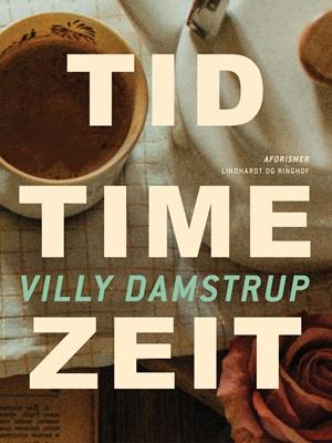 Tid = Time = Zeit Villy Damstrup 9788726118988