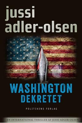 Washington Dekretet Jussi Adler-Olsen 9788740055351