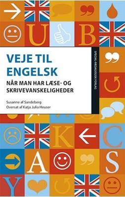Veje til engelsk Susanne af Sandeberg 9788771770957