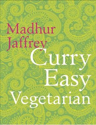 Curry Easy Vegetarian Madhur Jaffrey 9780091949471