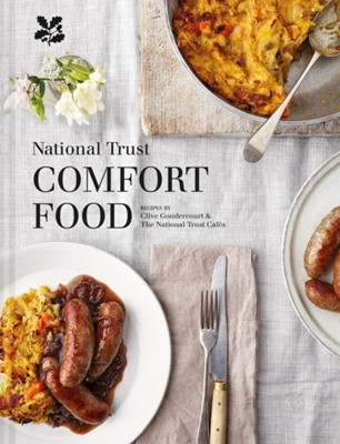 National Trust Comfort Food National Trust, Clive Goudercourt 9781911358541