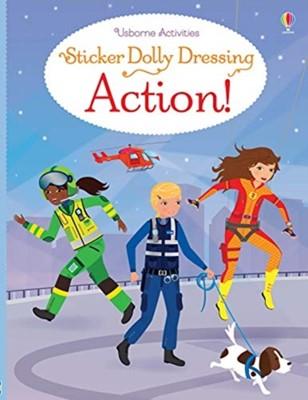 Action! Fiona Watt 9781474959636