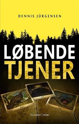 En Roland Triel-krimi #1: Løbende Tjener PB  9788758830964
