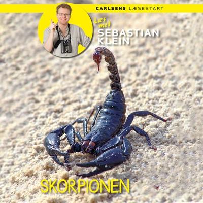 Læs med Sebastian Klein: Skorpionen Sebastian Klein 9788726079999