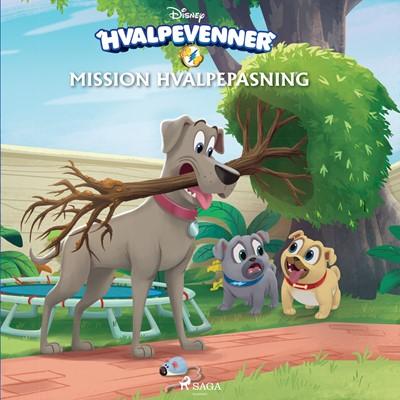 Hvalpevenner - Mission hvalpepasning - Disney 9788726148695