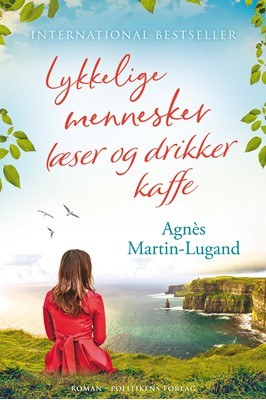 Lykkelige mennesker læser og drikker kaffe Agnès  Martin-Lugand, Agnès Martin-Lugand 9788740050882