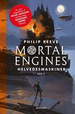 Mortal Engines 3: Helvedesmaskiner Philip Reeve 9788741500010