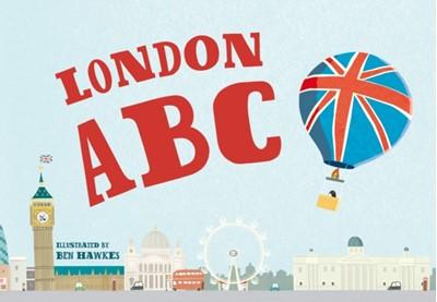 London ABC Ben Hawkes 9780552566742