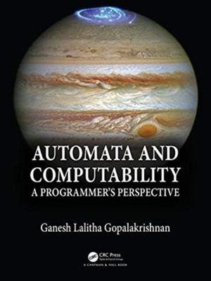 Automata and Computability Ganesh Gopalakrishnan 9781138552425