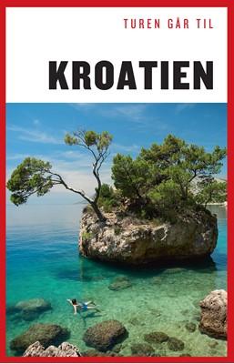 Turen går til Kroatien Tom Nørgaard 9788740034707