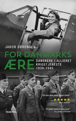 For Danmarks ære Jakob Sørensen 9788770363006