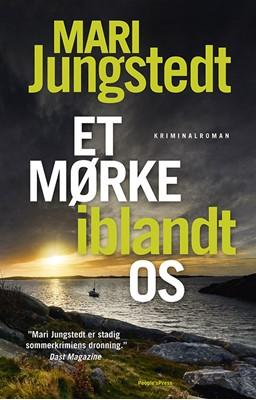 Et mørke iblandt os Mari Jungstedt 9788770362894