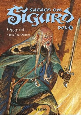 Sagaen om Sigurd, del 3. Opgøret Josefine Ottesen 9788773696255