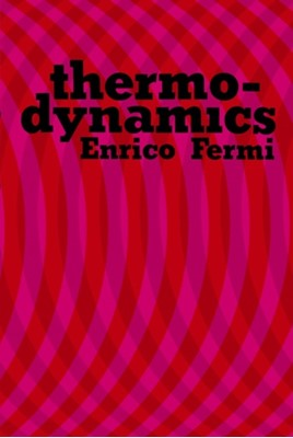 Thermodynamics Enrico Fermi 9780486603612