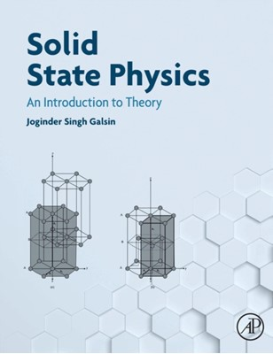 Solid State Physics Joginder Singh (Director Galsin 9780128171035