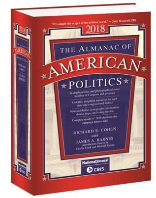 Almanac of American Politics  9781938939563