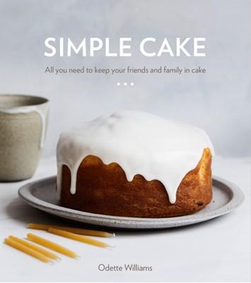 Simple Cake Odette Williams 9780399581427