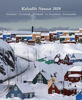 Grønlandskalenderen 2020 Rolf Müller 9788702286496