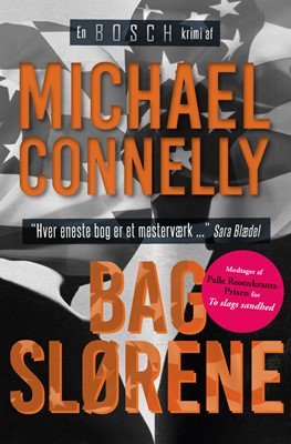 Bag slørene PB Michael Connelly 9788772042244
