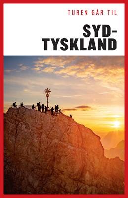 Turen går til Sydtyskland Jytte Flamsholt Christensen 9788740048667