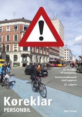 Køreklar Personbil- 22.udgave Mogens Stjernqvist, Lars-Christian Borg 9788776733971