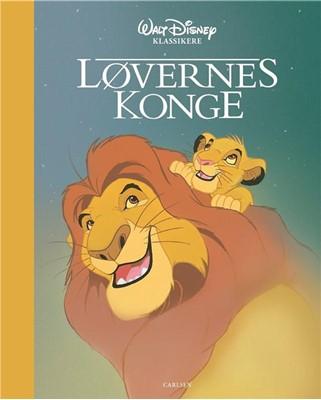 Walt Disney Klassikere - Løvernes Konge Disney Book Group, Christian Bach, Walt Disney Studio 9788711905913