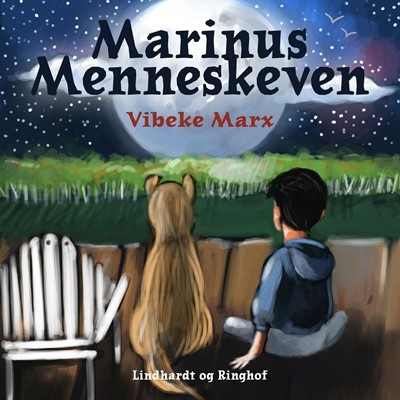 Marinus Menneskeven Vibeke Marx 9788726124118