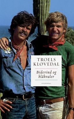 Bidevind og blåhvaler Troels Kløvedal 9788702193305