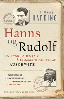 Hanns og Rudolf Thomas Harding 9788717045316