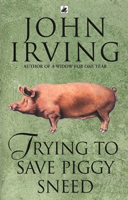 Trying To Save Piggy Sneed John Irving 9780552995733